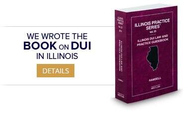 Illinois DUI Law and Practice Guidebook